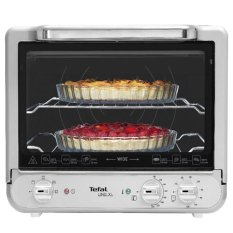 Review Tefal Of1802 Convection Oven 30L Tefal On Singapore