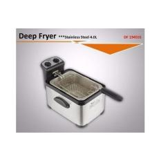 Toyomi Df 1945ss Deep Fryer S/s 4.0l By Silla Electronics Kingdom.