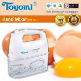 Toyomi Hm 711 Hand Mixer Toyomi Cheap On Singapore