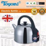 Where Can You Buy Toyomi Sk 455 Electric Auto Kettle