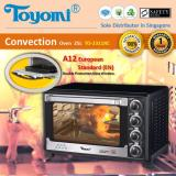 Sale Toyomi To 2311Rc Electric Convection Oven 23L On Singapore