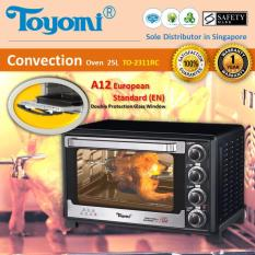 Price Toyomi To 2311Rc Electric Convection Oven 23L Toyomi New