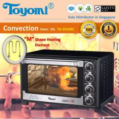 Toyomi TO 3533RC Electric Convection Oven 35L
