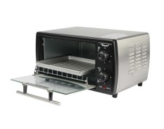 Toyomi TO-977SS Toaster Oven 9.0L