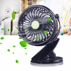 Best Rated Usb Clip Desk Personal Fan Table Fans Clip On Fan 2 In 1 Applications Strong Wind 4 Inch 2 Speed Portable Cooling Fan Usb Powered By Netbook Pc Intl