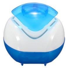 Retail Usb Humidifier Fresh Air Purifier Moistener Steam Aroma Diffuser Light Blue