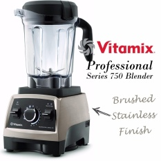 Buy Vitamix Professional Series 750 Blender Brushed Stainless Finish With 64 Oz Container Intl Online