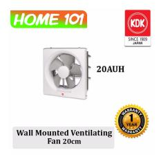 Buy Wall Mounted Ventilating Fan 20Cm 20Auh Residential Use Cheap On Singapore