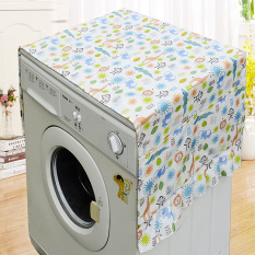 Rong Xiang Washing Machine Cover Roller Washing Machine Cover Panasonic Haier Midea Littleswan Thick Waterproof And Dustproof Cover