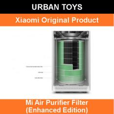 Compare Price Xiaomi Mi Air Purifier Filter Enhanced Edition Triple Filter Hepa Carbon Layers Xiaomi On Singapore