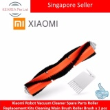 Top 10 Xiaomi Robot Vacuum Cleaner Spare Parts Roller Replacement Kits Cleaning Main Brush Roller Brush X 1 Pcs