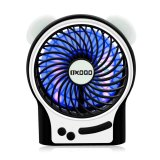 Price Xunmei Mini Usb Portable Rechargeable Table Fan 4 Inch For Laptop Room Office Outdoor Travel Intl On China