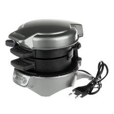 Discount Yd 228 Breakfast Sandwich Maker Burger Hamburger Cooking Machine Silver Grey Oem