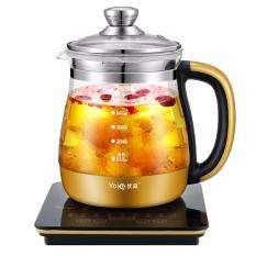 Sale Yoice Thick Glass Herbal Tea Kettle Y Ysh6 Intl Yoice Cheap
