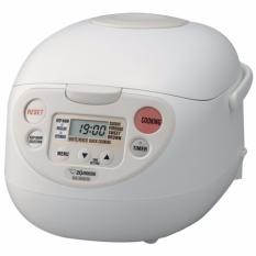 Price Zojirushi 1 0L Micom Fuzzy Logic Rice Cooker Warmer Nswaq10Wd White On Singapore