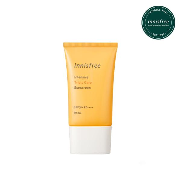 Buy innisfree Intensive Triple Care Sunscreen SPF50+ PA++++ 50ml Singapore