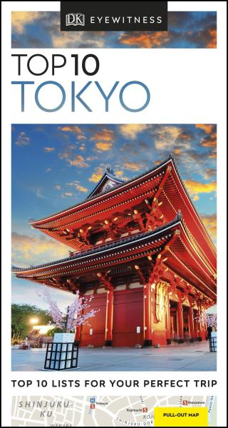 Top 10 Tokyo (DK Eyewitness Travel Guide) by Unknown Author