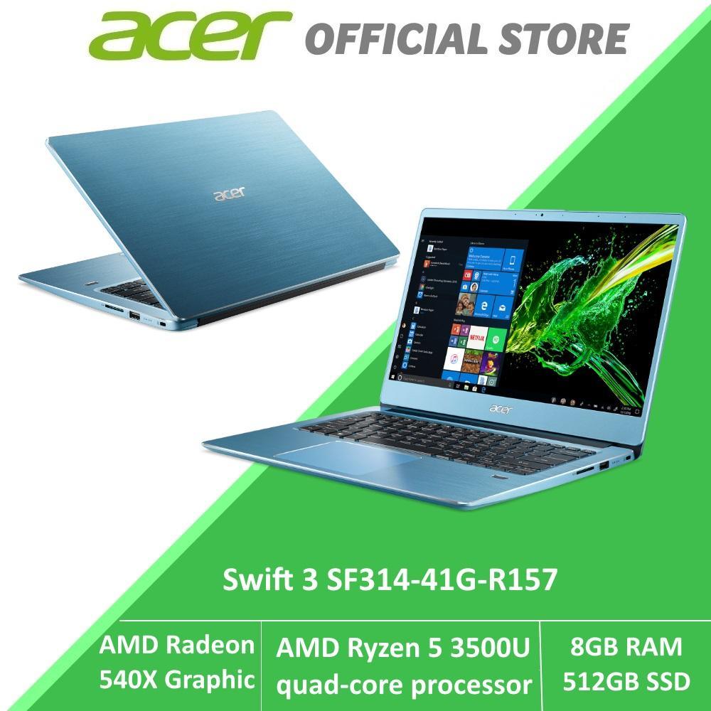 Acer Swift 3 SF314-41G-R157(Blue) New Light Weight Laptop