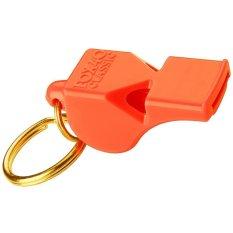 Fox 40 Classic Whistle With Coil Orange Price
