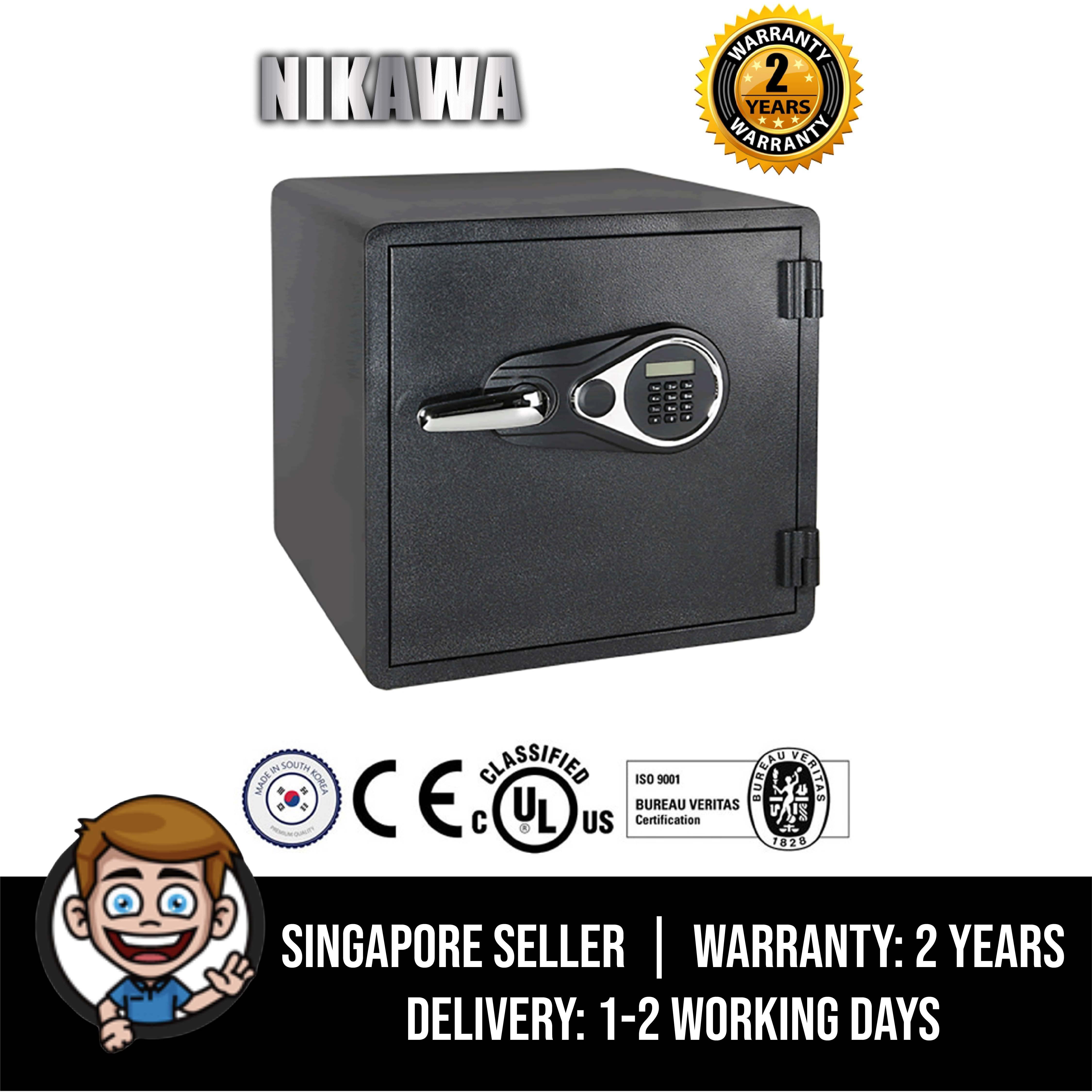 Nikawa SWF Electronic Safe 1818E