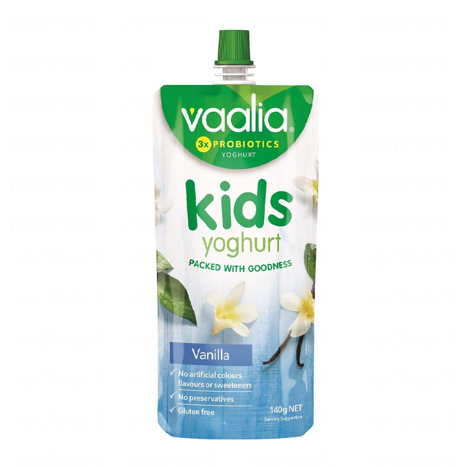 Vaalia Kids Yoghurt Vanilla