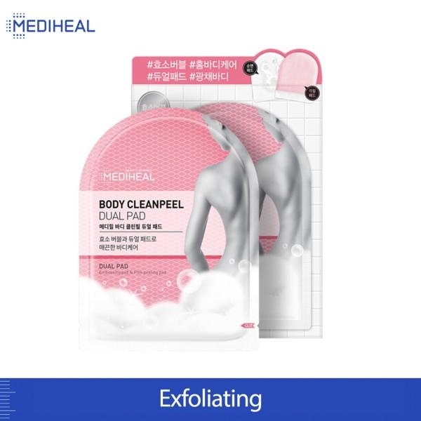 Buy Mediheal Body CleanPeel Dual Pad (5 sheets/ box) Singapore