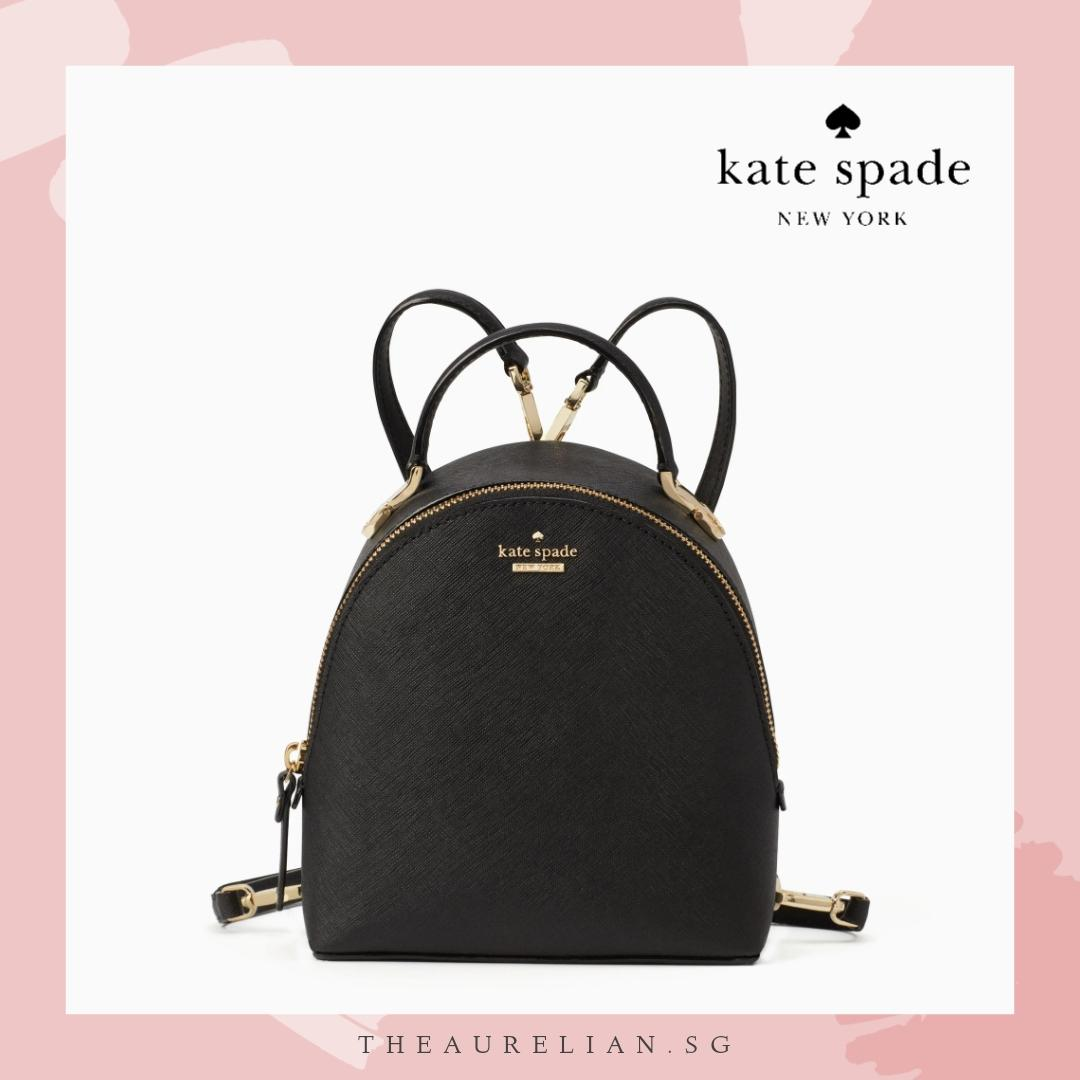Kate Spade Cameron Street Binx Mini Leather Backpack