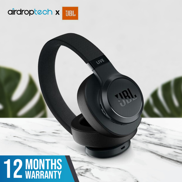 JBL LIVE 400BT / 500BT Bluetooth Wireless Over the ear Headset Headphone earphone with built in mic (Export Set) Singapore
