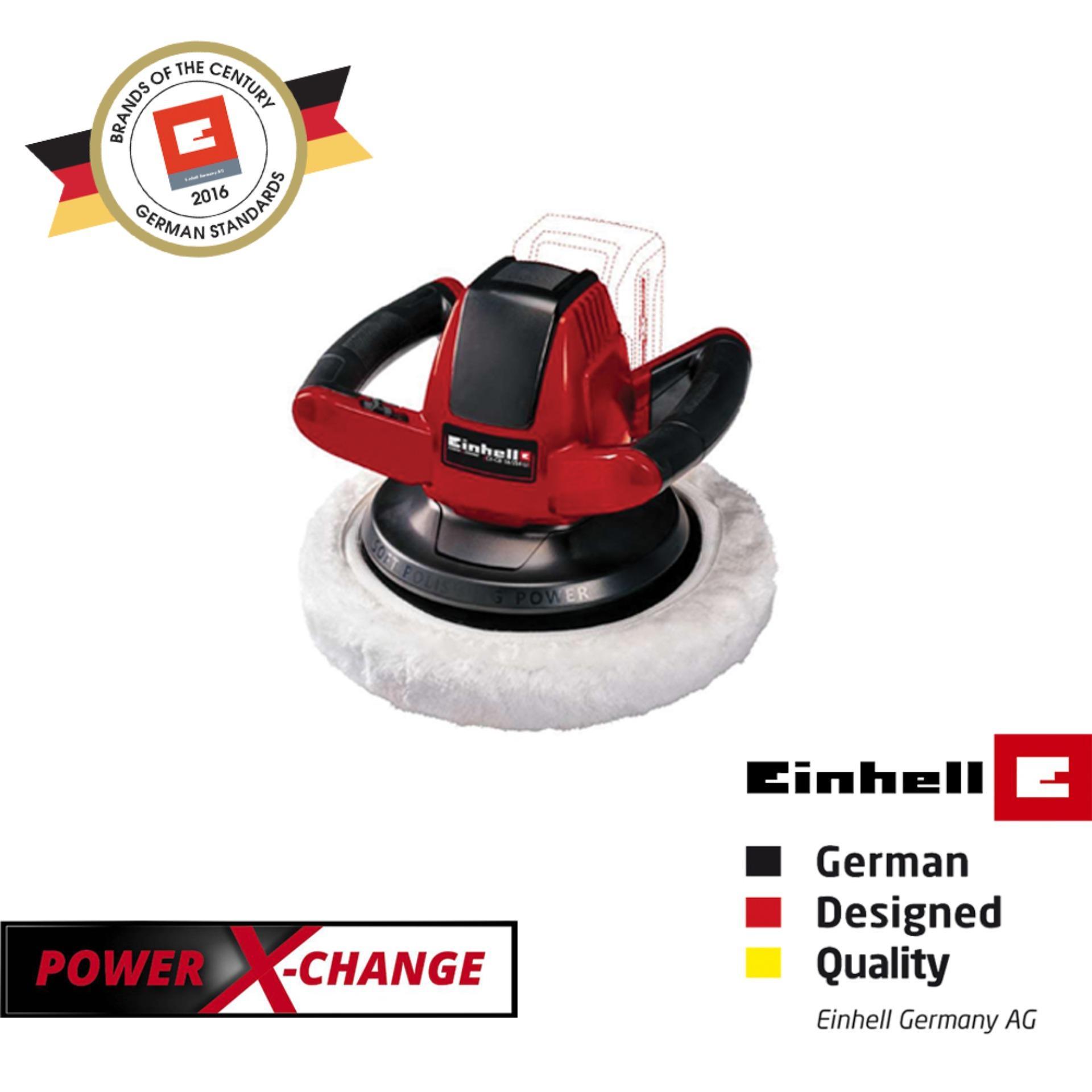 Einhell PXC Cordless Car Polisher [CE-CB 18/254 Li-Solo]