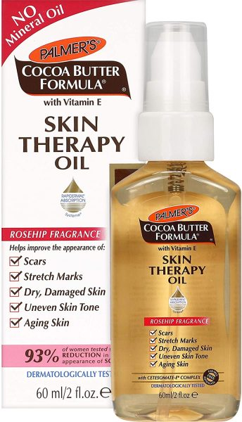 Buy Palmers Cocoa Butter Formula Skin Therapy Oil Rosehip Fragrance (60ml /150ml) Singapore