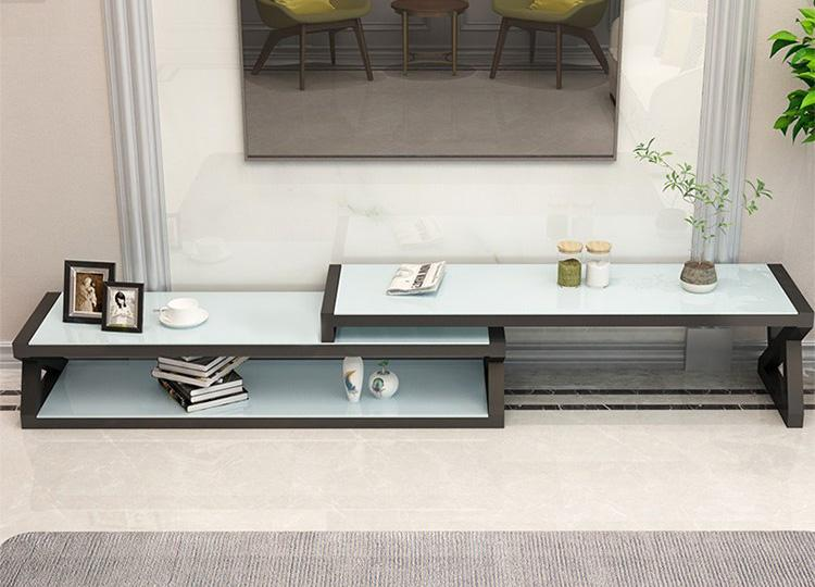 Jiji Reverso Extendable Tv Console (free Installation) - Tables / Living Room/ Furniture (sg) By Jiji.