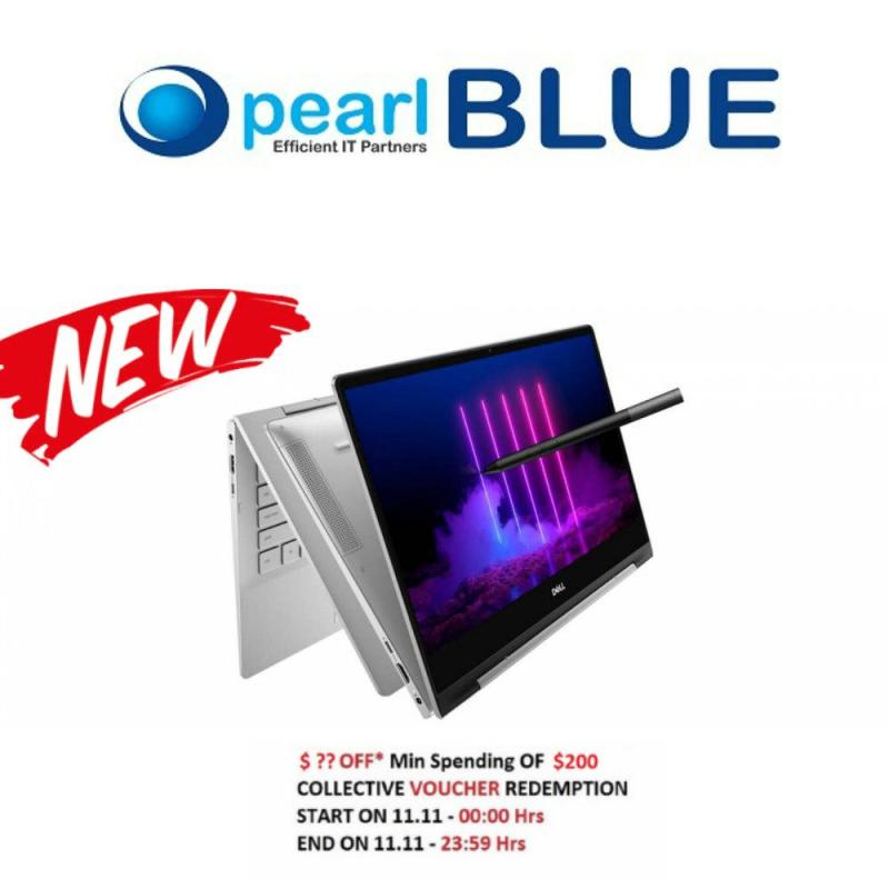 Dell Inspiron 13 7391 2in1 -i5-1021 8GB 512SSD