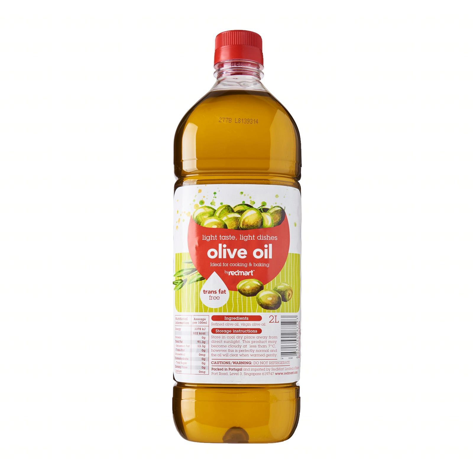 Redmart Pure Olive Oil By Redmart.