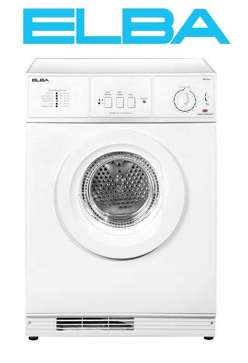 Elba Ebd702v 7kg Vented Dryer By Asia Excel Pte Ltd (capitaland Merchant).