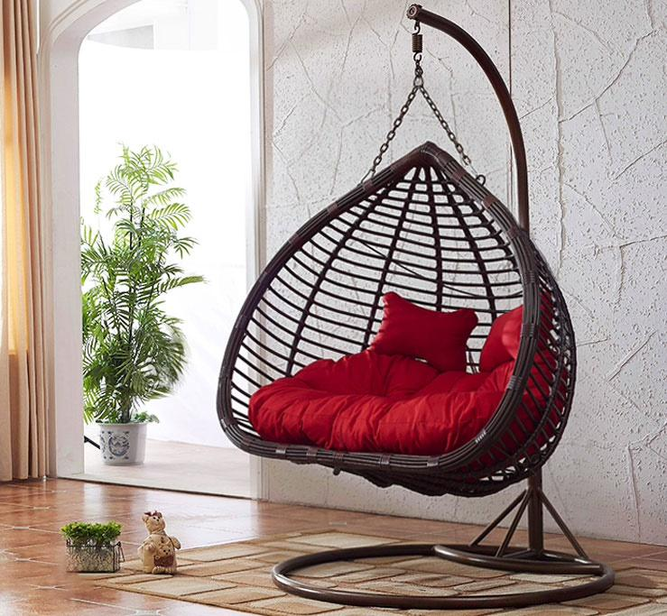 Swing Chair S816 Black
