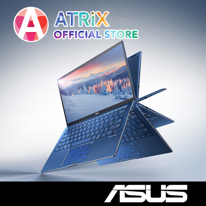 【Same Day Delivery】ASUS Zenbook UX362FA-EL315T | 13.3 FHD Touch | i7-8565U | 16GB RAM | 1TB PCIe SSD | 50W battery | 2Y ASUS Warranty | Ready Stock,Ship Today