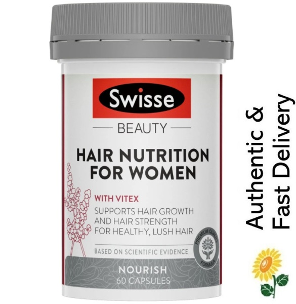 Buy [SG] Swisse Hair Nutrition For Women 60 Capsules [Hair strength from within] Singapore