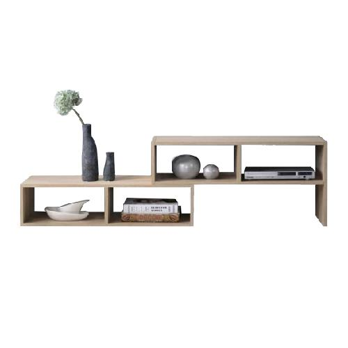JIJI (RECTINA TV Console) ( Free Installation) / Tv Console / Tv Rack / Storage Tv Console / Minimalist / Simplified Furniture / Organic Shape Furniture / 12 Month Warranty / (SG)