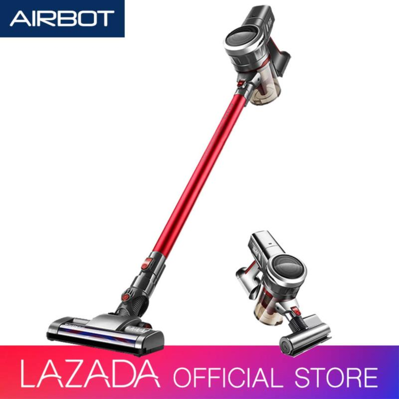 Airbot Supersonics Fluffy Cordless Vacuum Cleaner Portable Stick Handheld Mode Car Cleaner ( 1 Year Official Warranty ) Singapore