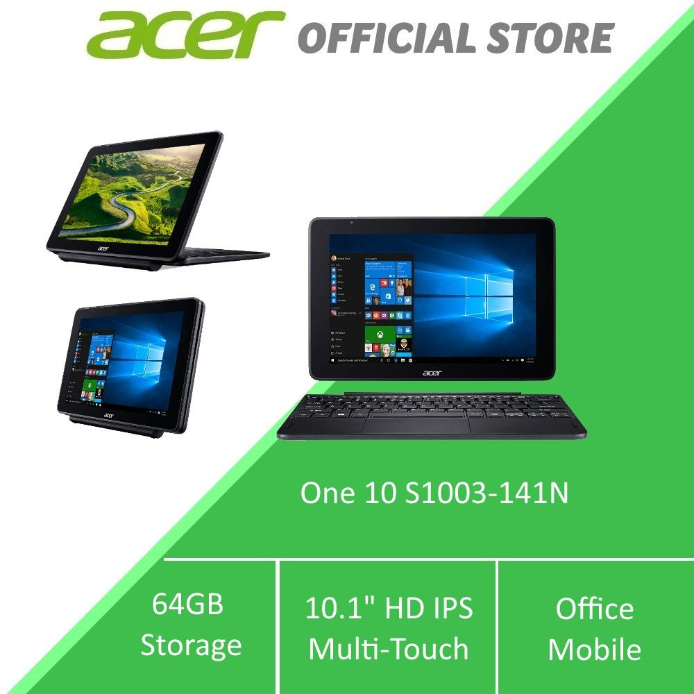 Acer One 10 S1003-141N 2-in-1 Convertible Laptop