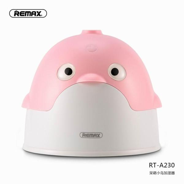 Remax RT-A230 Cute Bird Humidifier Aromatherapy Aroma Moist Spray Mist Diffuser Singapore