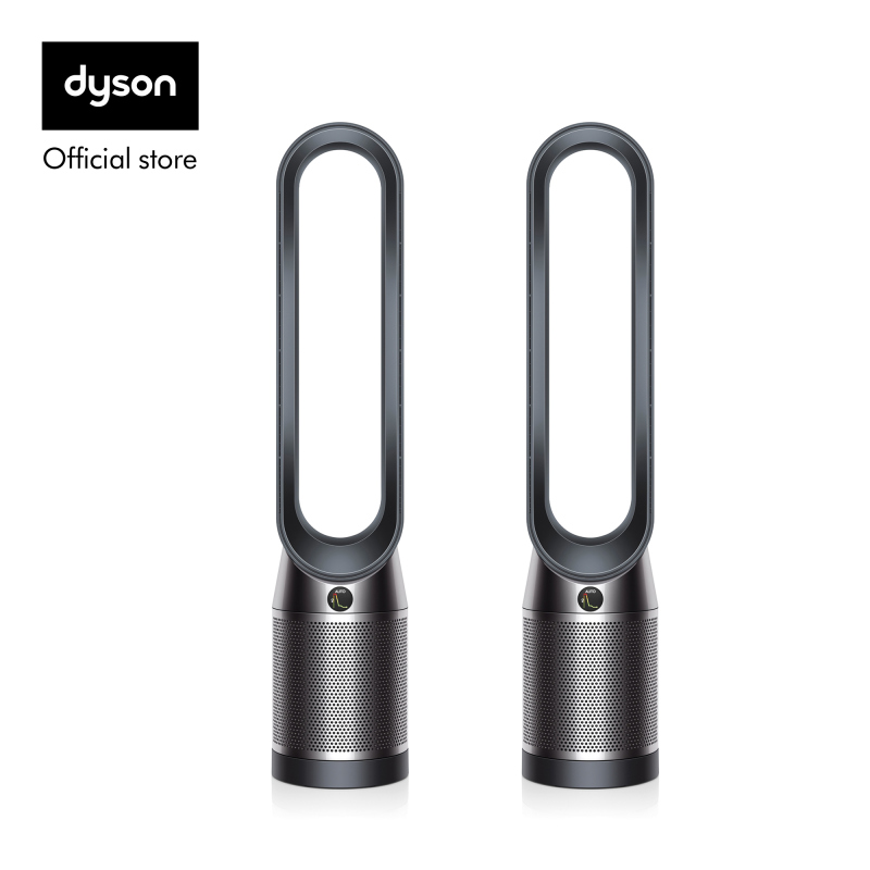 Dyson Pure Cool™ TP04 Air Purifer Tower Fan Black Nickel [Twin Bundle] Singapore