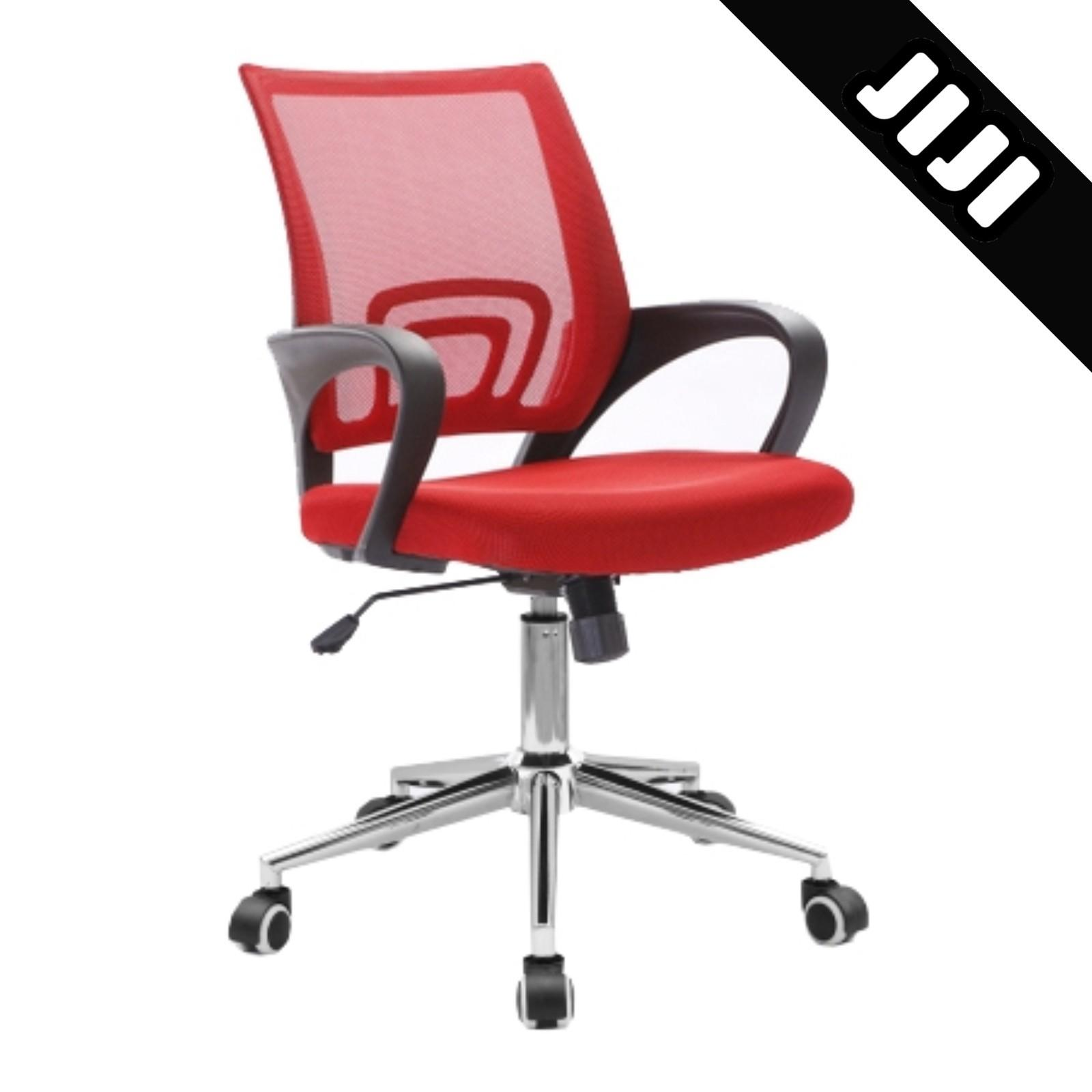 JIJI Typist Office Chair (Self-Assembly) - Office chairs / Study chair / Gaming chair / Ergonomic / Free Delivery (SG) Singapore