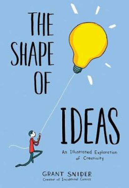 Shape of Ideas: An Illustrated Exploration of Creativity HARDCOVER (9781419723179)
