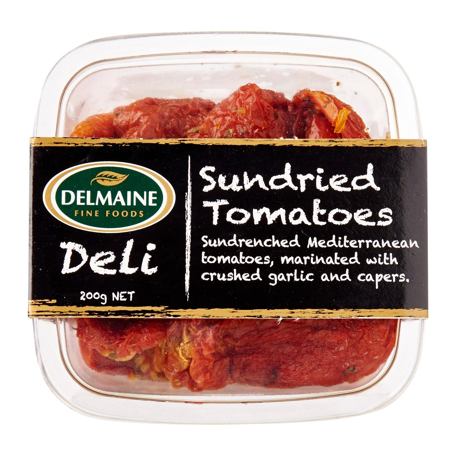 Delmaine Sundried Tomatoes Antipasto By Redmart.