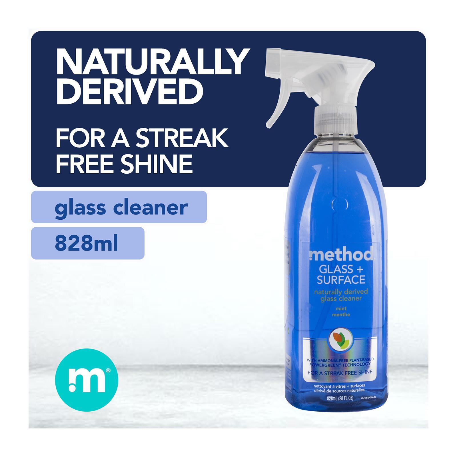 Method Glass + Surface Cleaner - Mint