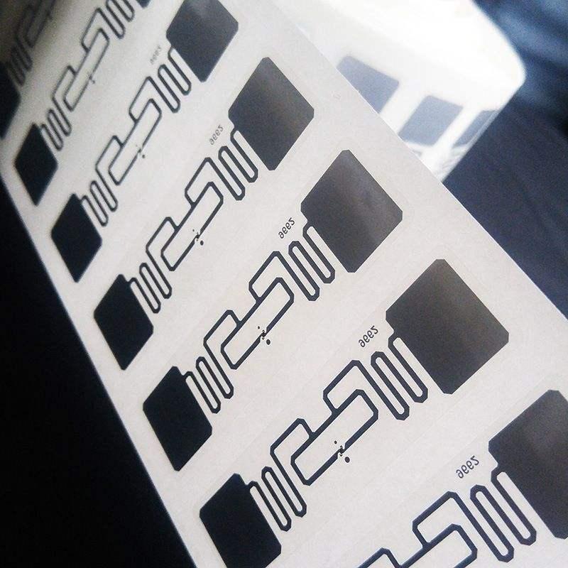 RFID UHF 9662C Alien H3 Gen 2 Core Electronic Tag Labels