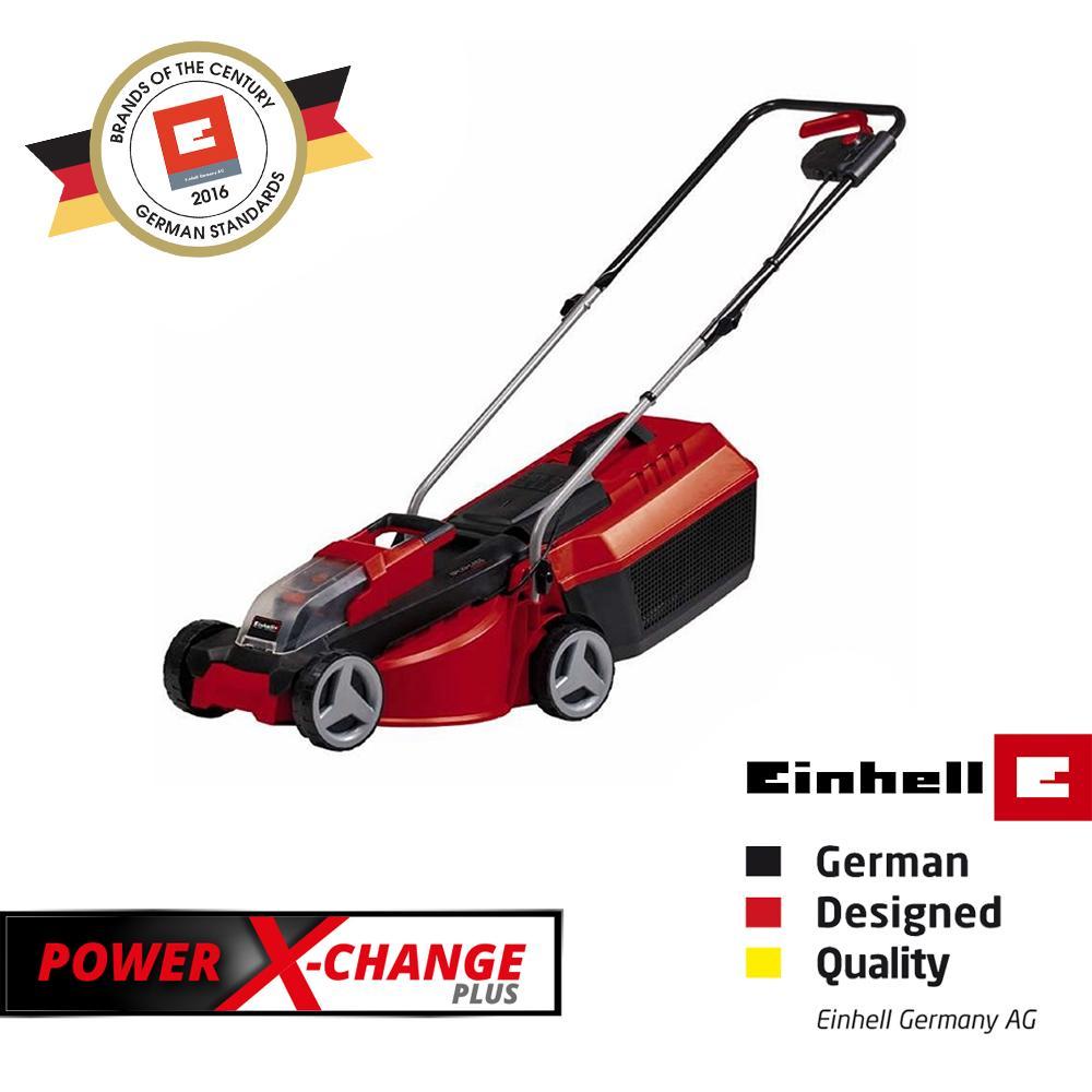 Einhell PXC Cordless Lawn Mower GE-CM 18/30 Li-Solo