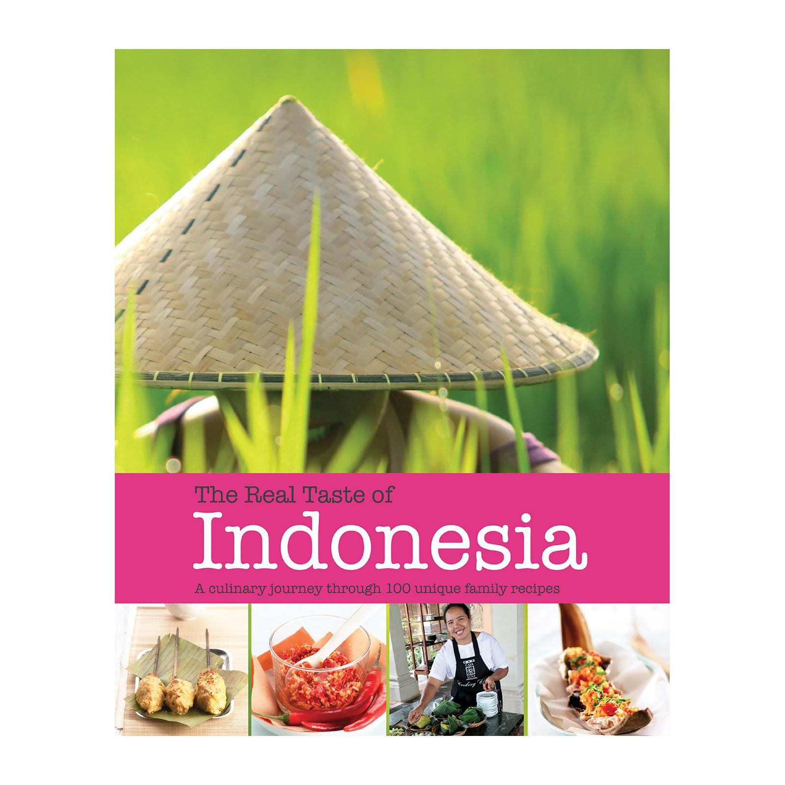 The Real Taste Of Indonesia