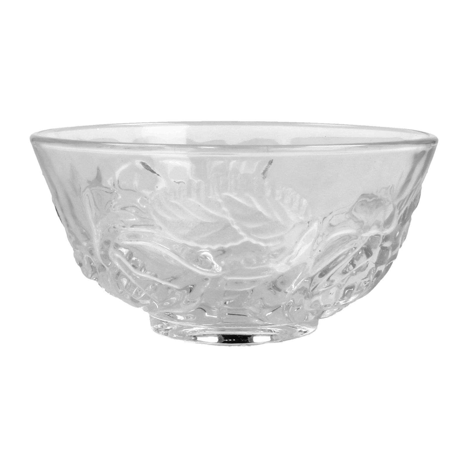 Soga Mid Winter Glass Bowl 3.75